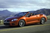 2007 Mitsubishi Eclipse Spyder Picture Gallery