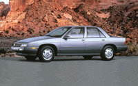 Picture of 1992 Chevrolet Corsica 4 Dr LT Sedan, exterior