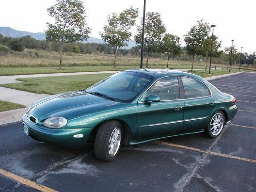 Picture of 1996 Mercury Sable