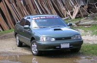 Picture of 1992 Hyundai Elantra 4 Dr GLS Sedan, exterior
