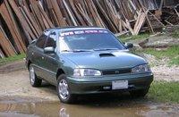 1992 Hyundai Elantra Overview