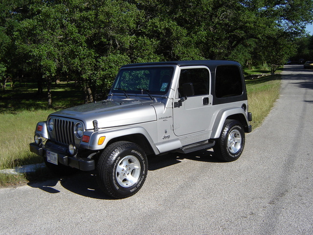 Picture of 2001 Jeep Wrangler Sport, exterior