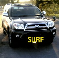 Picture of 2005 Toyota Hilux Surf, exterior