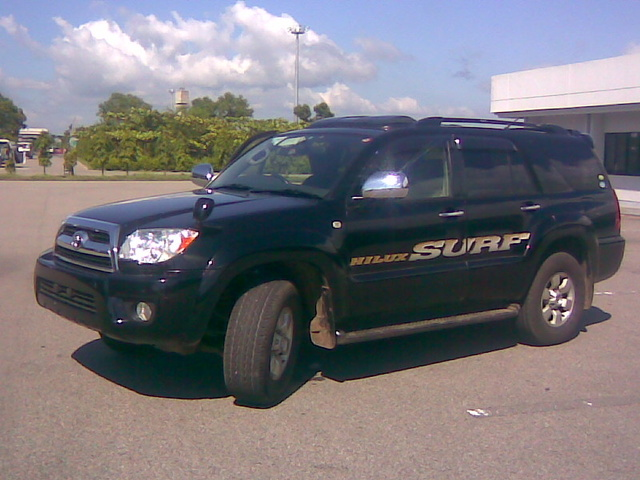 Picture of 2005 Toyota Hilux Surf