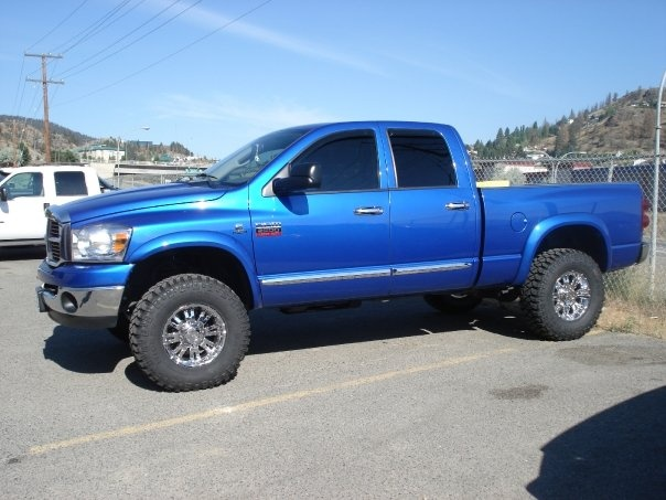 Picture of 2007 Dodge Ram 2500 SLT  Quad Cab 4WD, exterior, gallery_worthy