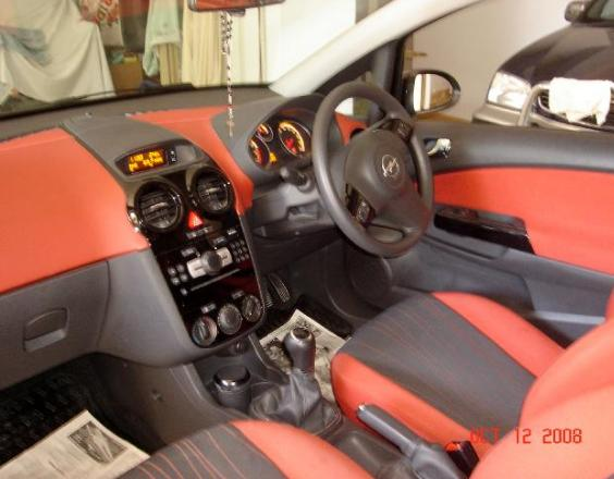 2007 opel corsa interior pictures cargurus for Opel corsa 2010 interior