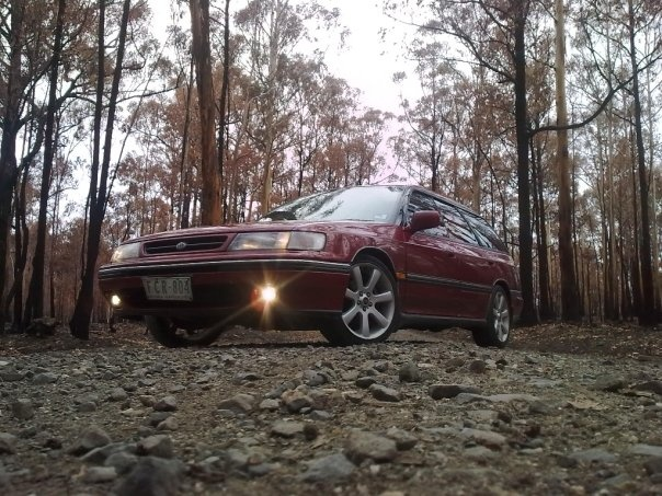 Picture of 1993 Subaru Liberty