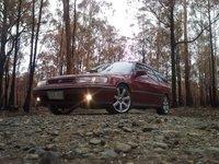 1993 Subaru Liberty Overview