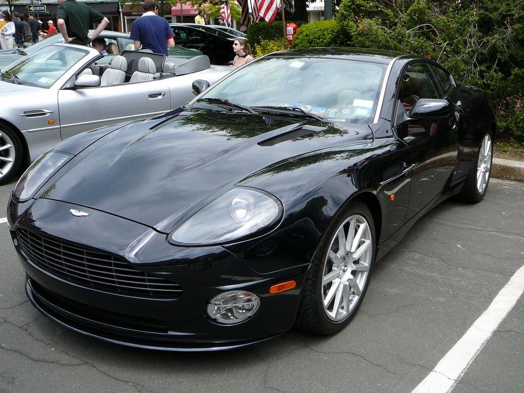 2006 Aston Martin V12 Vanquish Pictures Cargurus