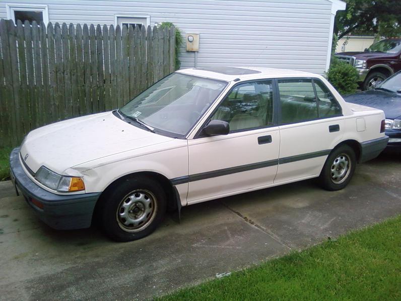 1994 honda civic dx coupe car interior design for Honda civic 1988