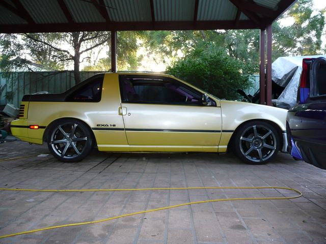 Picture Of 1990 Nissan Pulsar NX XE Coupe, Exterior, Gallery_worthy