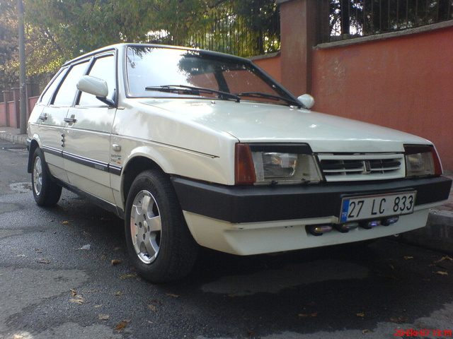Picture of 1992 Lada Samara, exterior