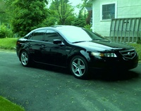 2004 Acura TL 6-Spd MT w/Navigation picture, exterior