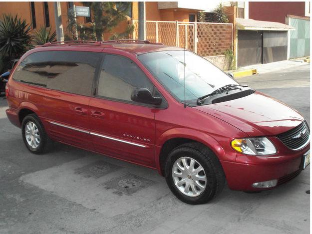 picture of 2007 chrysler town country 4 dr limited exterior. Cars Review. Best American Auto & Cars Review