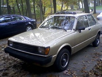 1982 Toyota Tercel, This one's mine, exterior