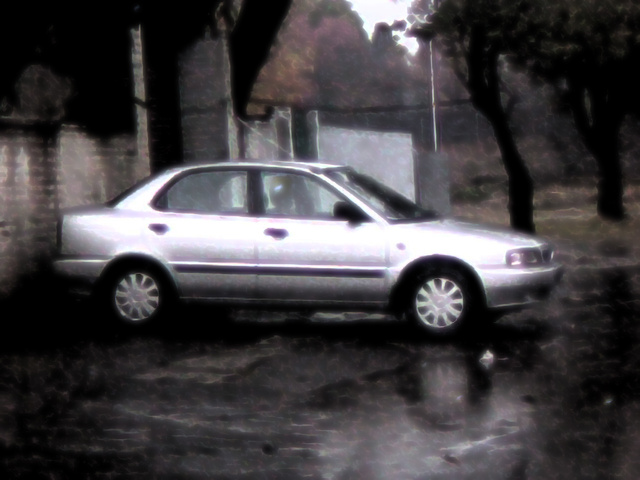 Picture of 2001 Suzuki Baleno, exterior, gallery_worthy