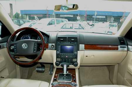 Volkswagen Touareg 2 V8 FSI - Pictures - 2009 Volkswagen Touareg 2 V8 ...