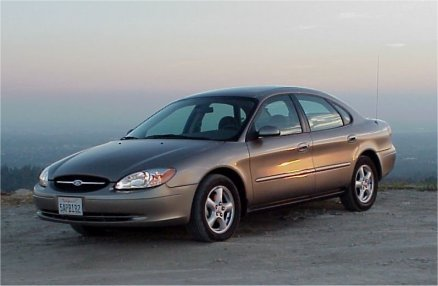 2003 Ford Taurus SE picture, exterior