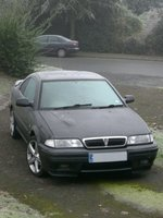 1997 Rover 218 Overview