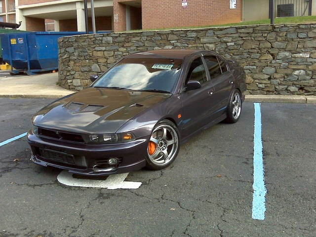 Picture of 1997 Mitsubishi Galant LS, exterior, gallery_worthy