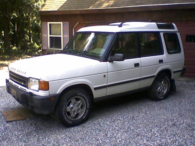 Picture of 1995 Land Rover Discovery 4 Dr STD AWD SUV, exterior