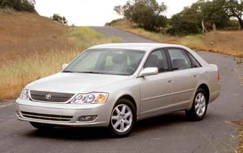 2000 Toyota Avalon XL picture