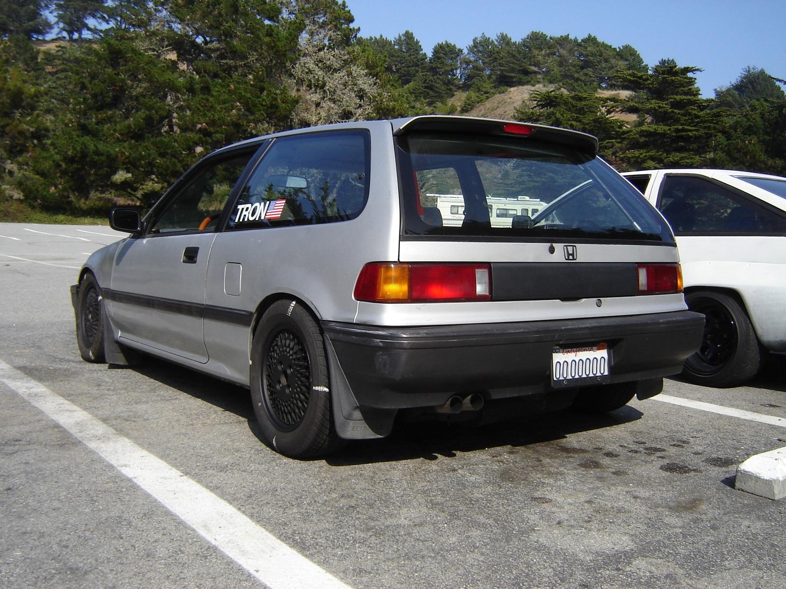 1989 Honda Civic Exterior Pictures Cargurus
