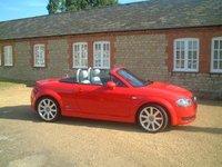 Picture of 2004 Audi TT Roadster, exterior