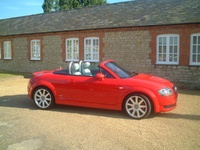 Picture of 2004 Audi TT Roadster, exterior