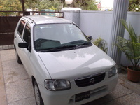 2005 Suzuki Alto Overview