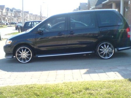 Picture of 2000 Mazda MPV LX, exterior, gallery_worthy