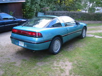 Picture of 1991 Plymouth Laser 2 Dr RS Turbo Hatchback, exterior