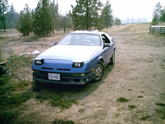 Picture of 1990 Chrysler Daytona, exterior