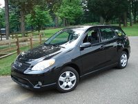 2007 Toyota Matrix 4 Dr XR picture, exterior