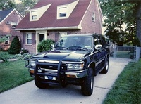 1995 Toyota 4Runner 4 Dr SR5 4WD SUV picture, exterior
