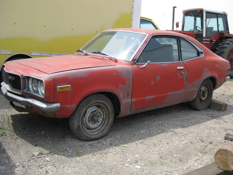 1974 Mazda 808 Overview Cargurus