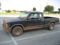 Picture of 1992 Chevrolet S-10 EL Standard Cab SB, exterior, gallery_worthy