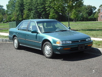 1993 Honda Accord EX, Picture of 1993 Honda Accord 4 Dr EX Sedan, exterior