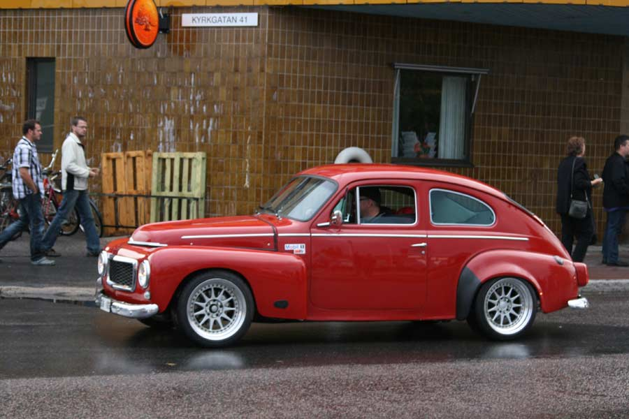 Volvo Pv544 Overview Cargurus