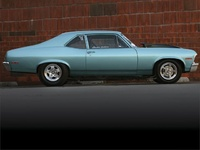 Picture of 1971 Chevrolet Nova, exterior