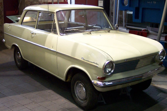 Picture of 1963 Opel Kadett