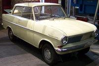 1963 Opel Kadett Overview