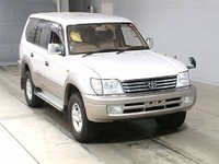 1999 Toyota Land Cruiser Prado Overview