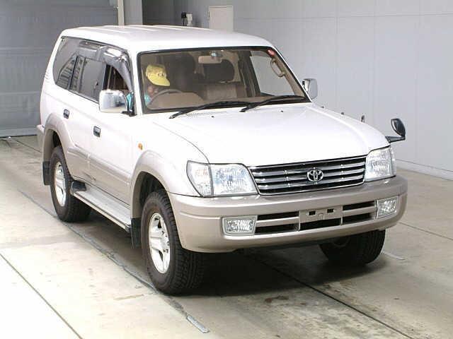 1999 Toyota Land Cruiser Prado Overview Cargurus