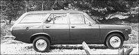 1977 Hillman Avenger Overview
