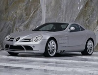 2006 Mercedes-Benz SLR McLaren Overview