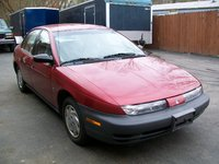Picture of 1999 Saturn S-Series 4 Dr SL Sedan, exterior