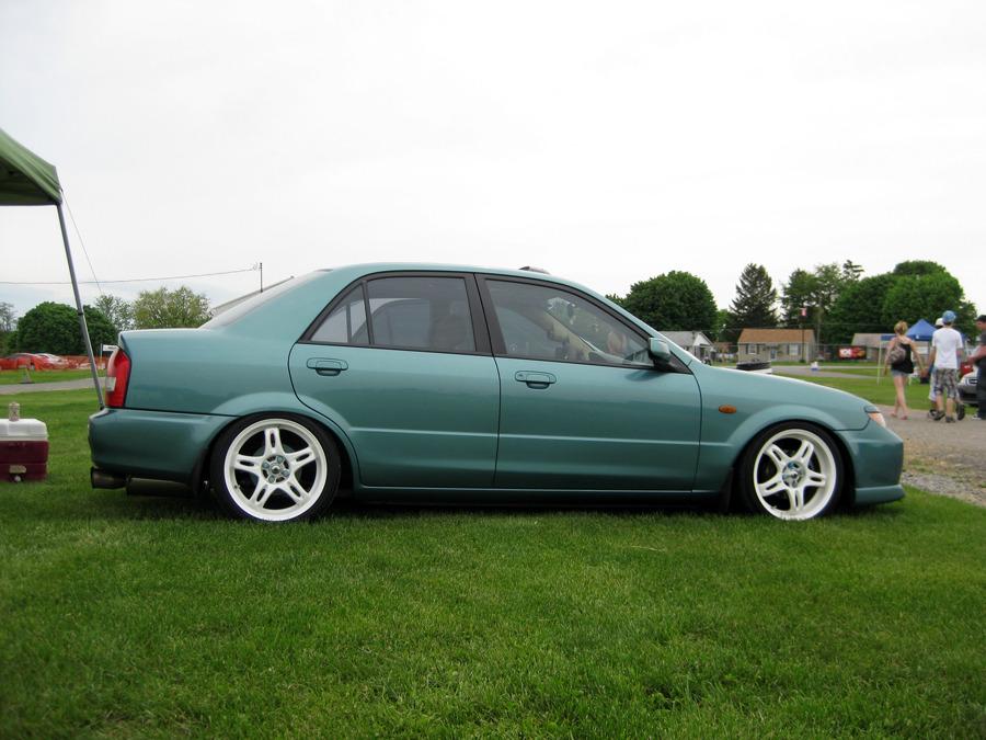 Mazda Protege 2000. Mazda Protege 2000 Lx. 2002