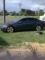 Picture of 2007 Holden Calais, exterior