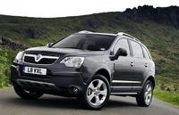 2008 Vauxhall Antara Overview